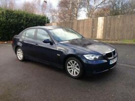 2007 BMW 3 Series 2.0 318d SE 4dr