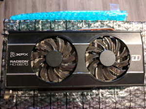 XFX HD6870 Double Dissipation Video Card