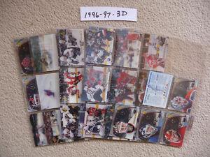 1996-1997 McDonald's Hockey Cards