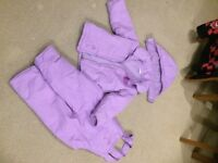 Winter suit 2-3y