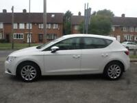 2014 Seat Leon 1.2 TSI ( 105ps ) ( s/s ) SE 5DR 14REG Petrol white