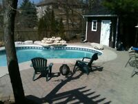 SWIMMING POOL OPENINGS BEST RATES AND SERVICE