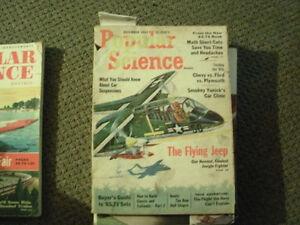 Popular Science vintage Magazines Regina Regina Area image 2