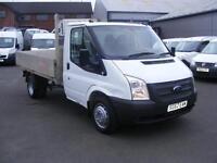 2012 FORD TRANSIT 2.2TDCi 350 MWB DRW Chassis Cab