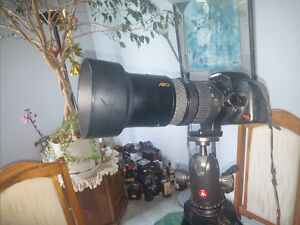 Sigma 70-210 mm lens F2.8 for Canon