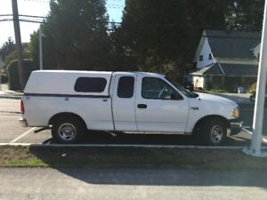 2002 Ford F-150 f150 extended cab, only 162k Pickup Truck