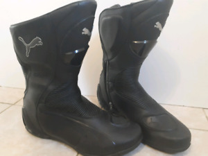 Puma Roadster GTX Gore-Tex Motorcycle Boots