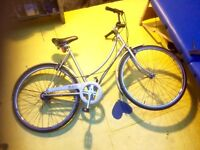 Ladies 3 speed BSA bicycle available