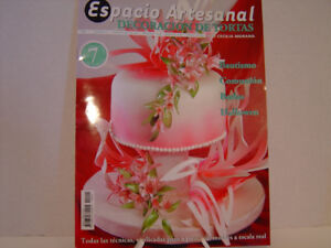 Cake Decorating Magazines Spanish many pictures easy to follow