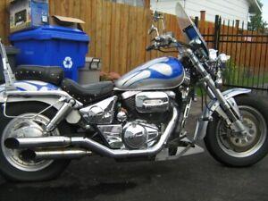 1998 Suzuki Marauder 800 cc.  $800.00
