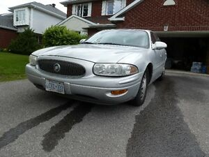 2002 Buick LeSabre Limited Sedan for Sale as is