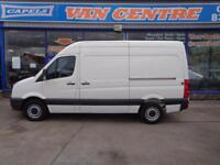 2016 VOLKSWAGEN CRAFTER CR35 TDI MWB HIGH ROOF .... VW MANUFACTURE WARRANTY UNTI