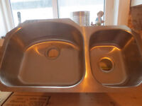 Double sink for your kitchen