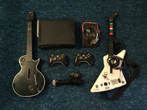120GB XBOX 360 AMAZING PACKAGE