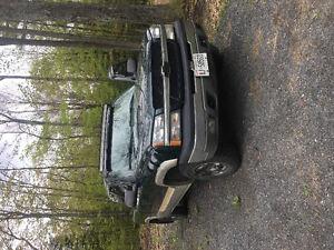 2003 Chevrolet Silverado 1500 LT Pickup Truck