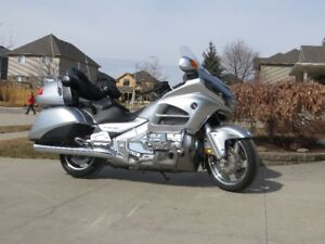 excellent condition 2015  goldwing