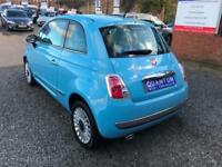 Fiat 500 1.2 ( 69bhp ) LOUNGE 3 Door Hatchback