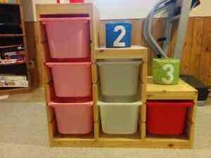 IKEA children storage unit