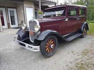 HUDSON SUPER SIX 1931 UNE BELLE VOITURE FONCTIONEL