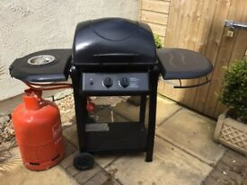 Nice gas barbecue