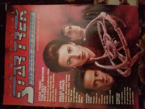 Official Star Trek Fan Club of Canada magazine Spring 1993