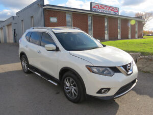 2015 Nissan Rogue SV Leather Panoramic Roof $100 Payment