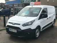 Ford Transit Connect 1.6TDCi L2 CREWVAN 230 5 SEATER 6 DOOR