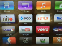 Jailbreak - Apple TV 1 - 2 / Programmation KODI XBMC