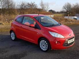 Ford Ka Zetec Ss Low Road Tax