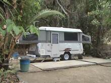 Coromal Silhouette PS421 Off Road Camper Trailer Trinity Beach Cairns City Preview