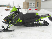 "2017 Arctic Cat XF 9000 High Country Turbo 153""  Sidewinder Laval / North Shore Greater Montréal Preview"
