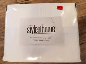 Brand new double sheet set