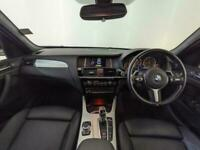 2017 BMW X3 XDRIVE30D M SPORT AUTOMATIC AWD HARMAN KARDON SOUND SERVICE HISTORY