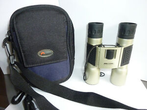Brunton lite tech binoculars and case