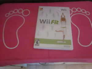 Wii Fit with Balance Board and Gel Cover