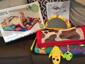 Lamaze Tummy Time Air