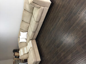 Sectional Couch Kitchener / Waterloo Kitchener Area image 1
