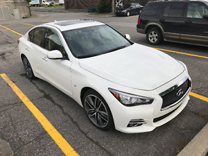 Infiniti Q50 Lease - $575/Month (Including Tax!) - 328 HP
