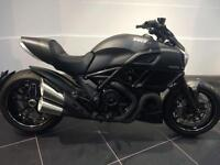 Ducati Diavel 1198 CARBON NEW 2016 COLOURS