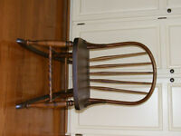 1920's Nursing Rocking Chair