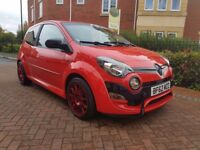 Renault Twingo 1.6 16V RENAULTSPORT 133 (red) 2012
