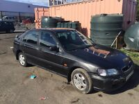 SELLING COMPLETE HONDA CIVIC FOR PARTS