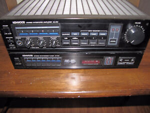 Kenwood KA-54 Stereo Intergrated Receiver and Tuner Peterborough Peterborough Area image 1