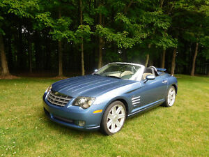 2006 Chrysler Crossfire LTD Coupé Convertible (2 portes)