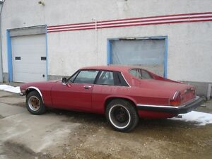 1987 Jaguar XJS V12  for parts 86 85 84 83 82 81 88 89 90 91 92