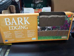 Bark Edging
