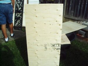 PLYWOOD  **NEW**great deal