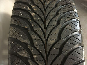 Goodyear Eagle Ultragrip Winter on Rims 225/60/16 for Ford