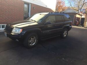 2000 Jeep Grand Cherokee Limited Edition