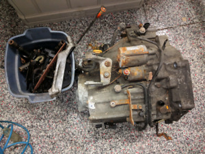 2003 Civic Transmission